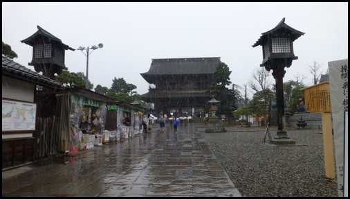 Nagano Zenkoji